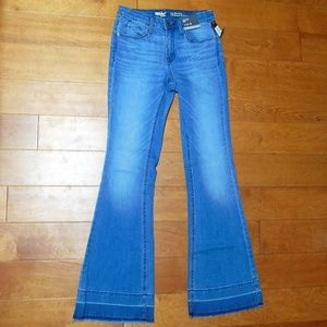 Mossimo highrise flare Jeans size 4